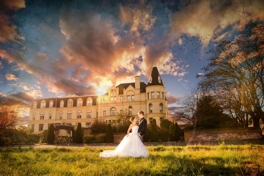 Haunted Hotels: Top 5 Halloween Wedding Destinations
